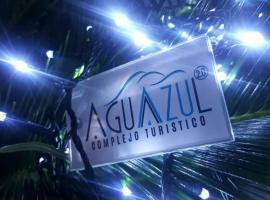 Complejo turistico Agua Azul, Esperanza