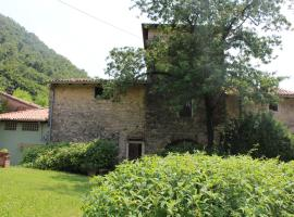 La Rocchetta, Pigozzo (San Rocco di Piegara yakınında)