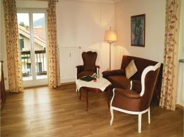 One-Bedroom Apartment in Flintsbach, Flintsbach (Nußdorf am Inn yakınında)