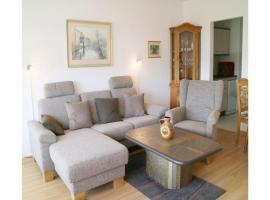 One-Bedroom Apartment in Bad Rodach, Bad Rodach (Straufhain yakınında)