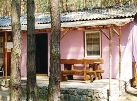 One-Bedroom Holiday Home in Heidesee OT Streganz, Klein Eichholz (Klein Schauen yakınında)