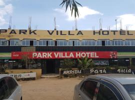 Shield Park Villa, Narok