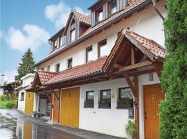 Holiday Home Alpirsbach - 08, Marschalkenzimmern (Beffendorf yakınında)