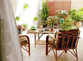 The garden suite, Иерусалим (рядом с городом Manaẖat)
