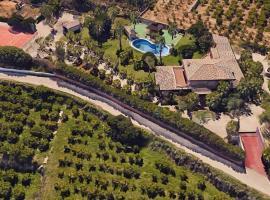 Valencia Luxury Villa La Valette, Fuente de Omet (рядом с городом Monserrat)