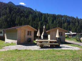 Camping Sur En, Зент
