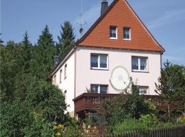Two-Bedroom Apartment Twistetal/Mühlhausen 0 01, Rocklinghausen (Twiste yakınında)