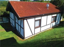 Holiday home Dipperz KL-1747, Dipperz (Weyhers yakınında)