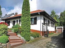 Apartment Weiskirchen II, Weiskirchen (Wadern yakınında)