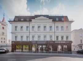 Отель Максим Горький