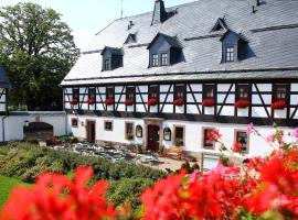 Hotel Folklorehof, 켐니츠