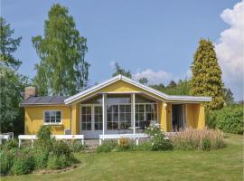 Holiday Home Hillerod with Fireplace I, Nejede (Gørløse yakınında)