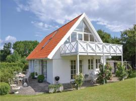 Three-Bedroom Holiday Home in Fredensborg, Fredensborg (Hillerød yakınında)