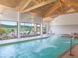 Hotel Spa Les Rives Sauvages, Malbuisson