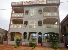 Hotel Etoile De La Kozah, Kara (Regiooni Natitingou lähedal)