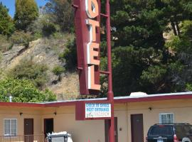 Tamalpais Motel, Mill Valley