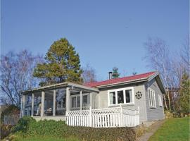 Holiday home Jægerspris 56, Hornsved (Kulhuse yakınında)
