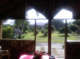 Yasur View Lodge, Lénakel