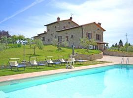 Villa Anita, Cortona (Berdekatan Borgonuovo)