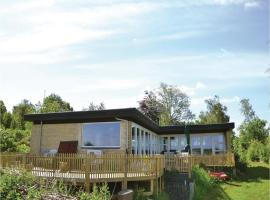 Three-Bedroom Holiday Home in Kirke Hyllinge, Kirke-Hyllinge