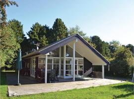 Holiday Home Sjællands Odde XII, Yderby (Nordby yakınında)