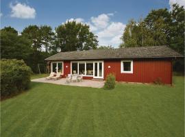 Four-Bedroom Holiday Home in Sjallands Odde, Yderby (Nordby yakınında)