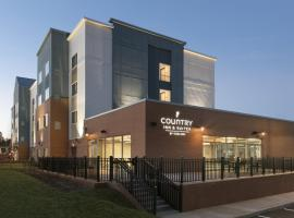 Country Inn & Suites by Radisson, Charlottesville-UVA, VA, Charlottesville