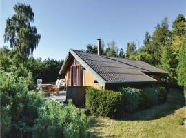 Two-Bedroom Holiday Home in Hojby, Højby (Holmstrup yakınında)
