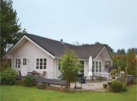 Holiday home Kåltoften VI, Fårevejle (Ris yakınında)