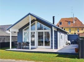 Holiday home Præstegyden, Otterup (Kristiansminde yakınında)