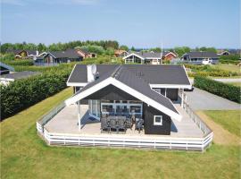 Holiday home Strandparken Dnmk, Hasmark (Otterup yakınında)