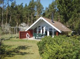Holiday home Nordbakken Havndal XII, Sødring (Mellempolde yakınında)