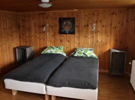 Rum i centrala Ullared