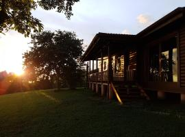 Cabina y Finca Soan, Monteverde Costa Rica (Sierra yakınında)