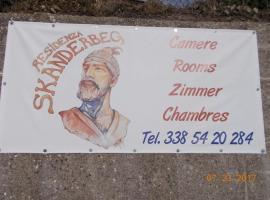 Residenza Skanderbeg, Montecilfone