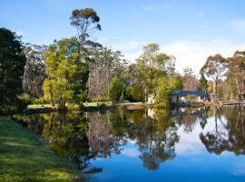 The Pond House Trentham, Trentham (Lyonville yakınında)