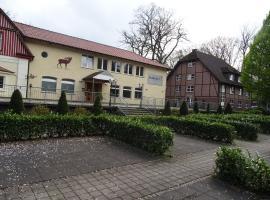 Da Franco - Ristorante & Hotel, Reken (Mariaveen yakınında)