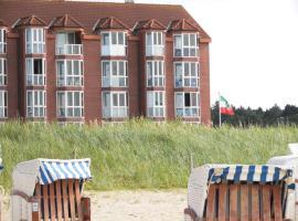 Haus Horizont, Cuxhaven (Insel Neuwerk yakınında)