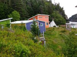 East Coast Newfoundland Cottage & Cabins, Tors Cove (Witless Bay yakınında)