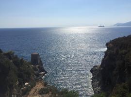 Il profumo del mare, Praiano