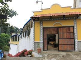 Hotel y Restaurante Eco - Chibulbult, Cobán (рядом с городом Purulhá)