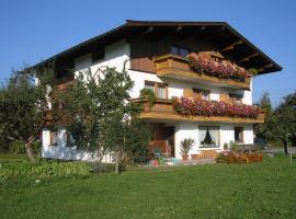 Gästehaus Grünbacher, Kössen (Leitwang yakınında)