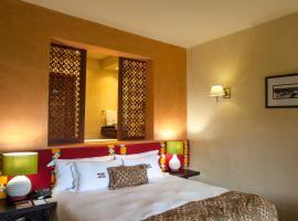 The Royal Senchi Resort Hotel, Akosombo (Near North Tongu)