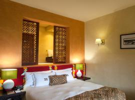 The Royal Senchi Resort Hotel, Akosombo (рядом с городом Aveji)
