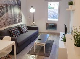 Appartement - Hyper centre au calme