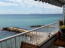 Balcón al mar Mediterráneo