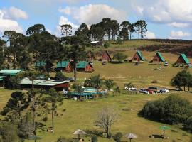 Parque das Cascatas, Chapéu (Várzea do Cedro yakınında)