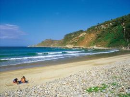 Casa Playa San Pedro, Рьегоарриба (рядом с городом Сото-де-Луйнья)