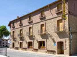 Hostal Casa Perico, Ларрага (рядом с городом Лерин)
