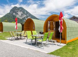Camping Lazy Rancho 4, Interlaken (Blizu: Beatenberg)